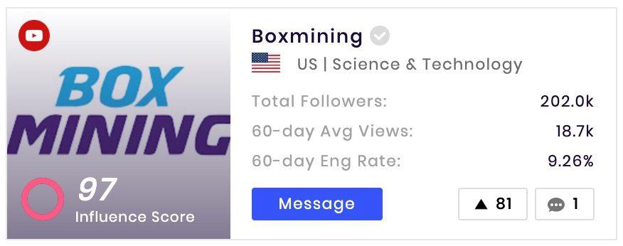 Boxmining