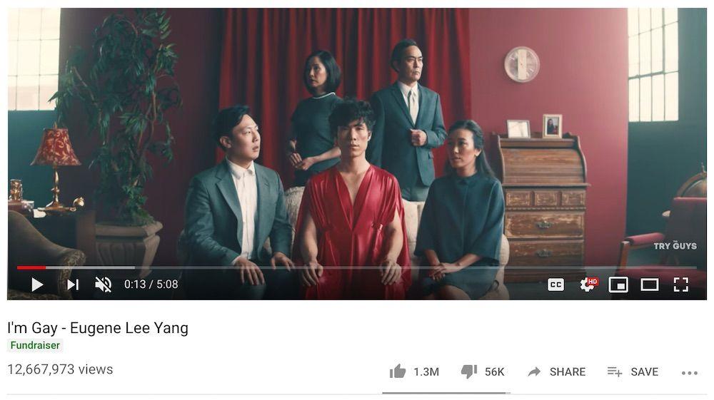 I'm Gay by Eugene Lee Yang
