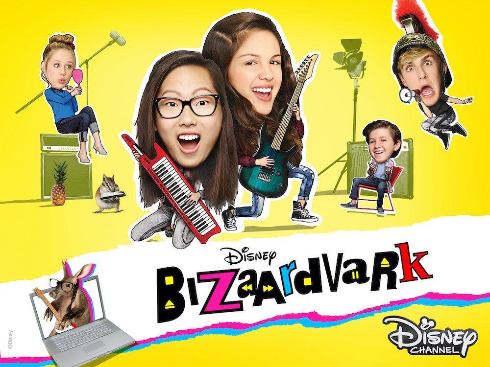 Jake Paul in the Disney Channel series 'Bizaardvark.'