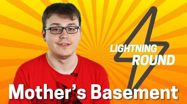 Top Anime YouTube influencer: MOTHER'S BASEMENT