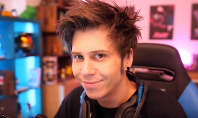 Twitch Streamer and Gaming YouTuber Rubius