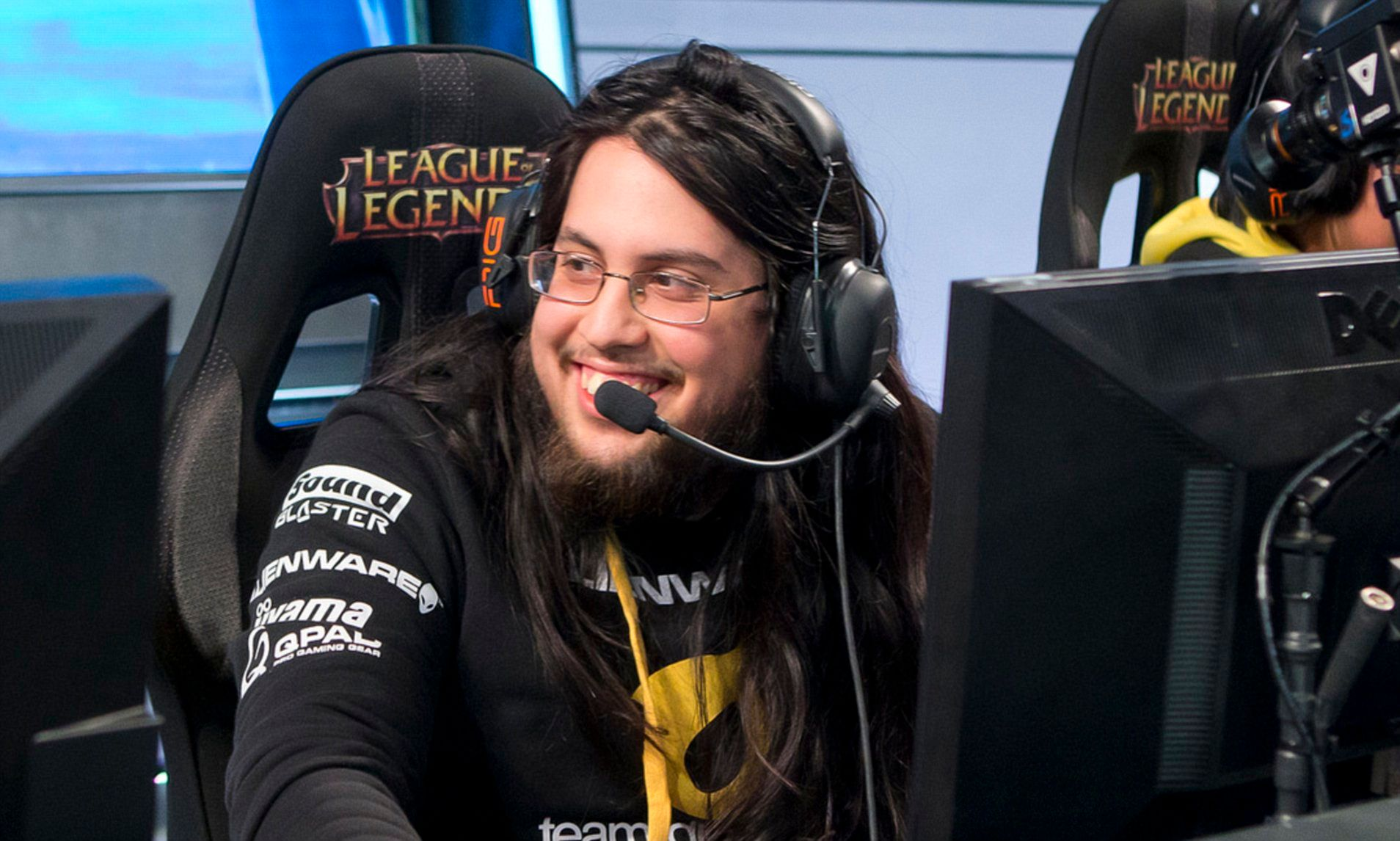 Twitch Streamer imaqtpie