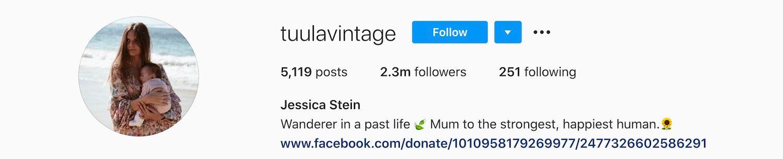 Jessica Stein Instagram