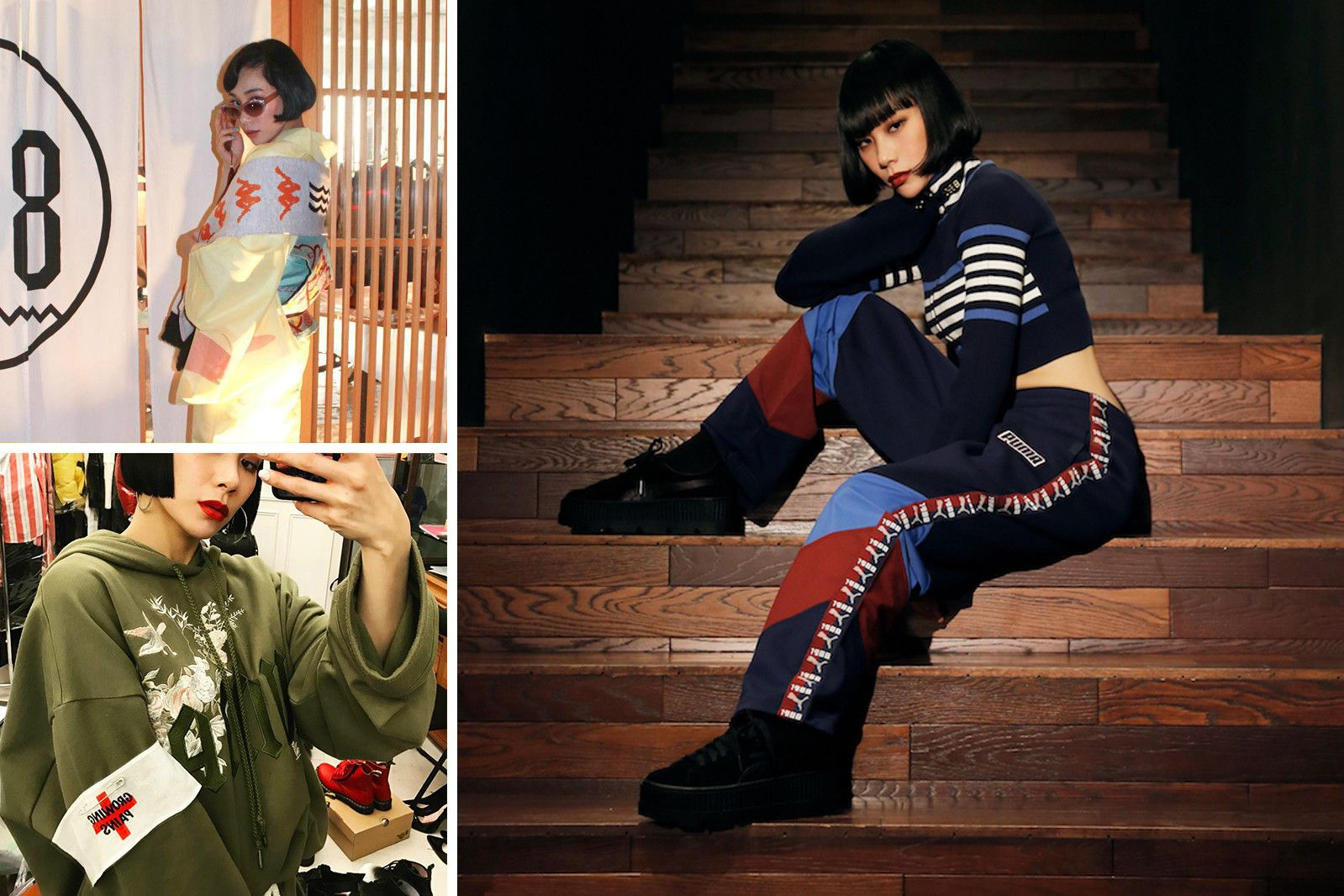 Japan Fashion Influencer