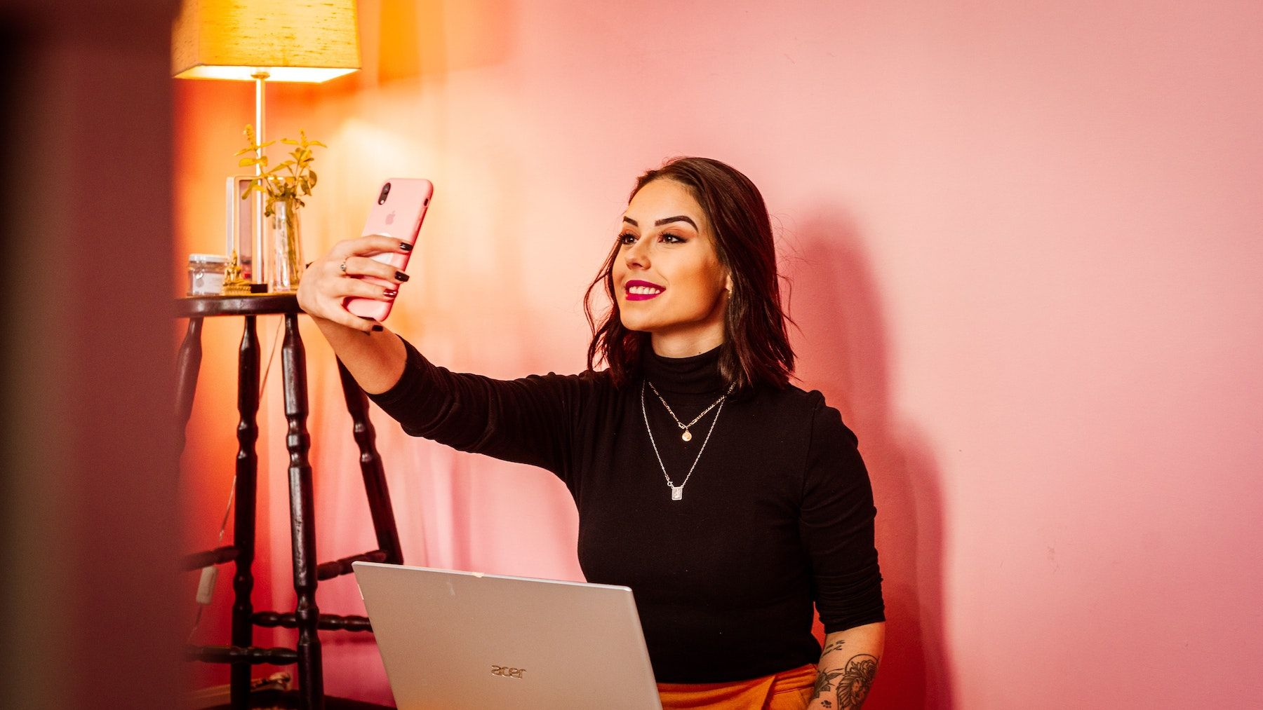Beauty Instagram Influencer