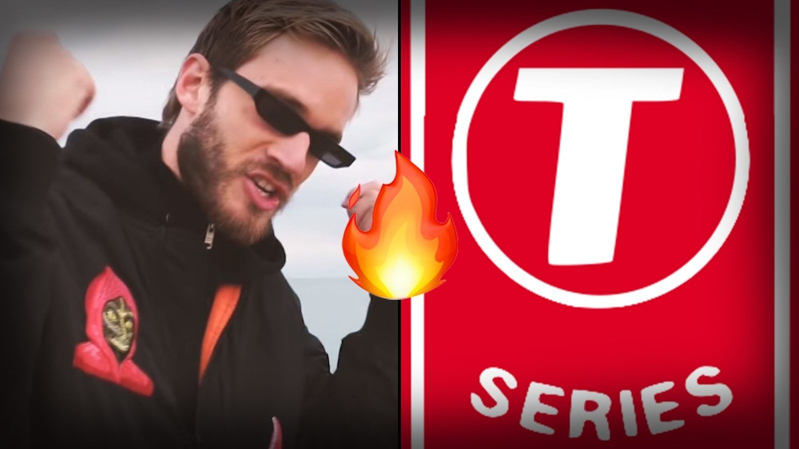 PewDiePie vs. T-Series: Who is the Winner?