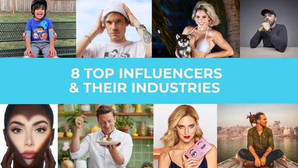 Secrets of 8 Top Influencers in Their Industries