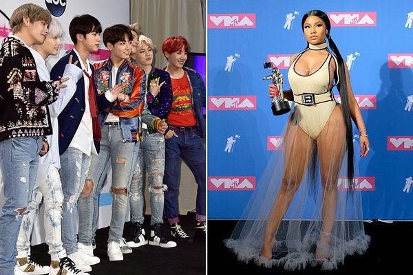 Nicki Minaj and BTS Fan Club Collaborate? A New Record Champion Expected!