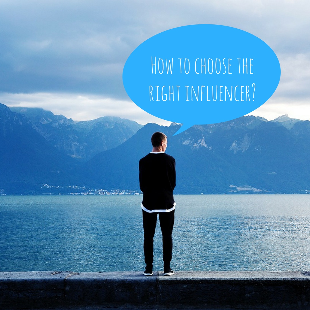 How to choose the right influencers?