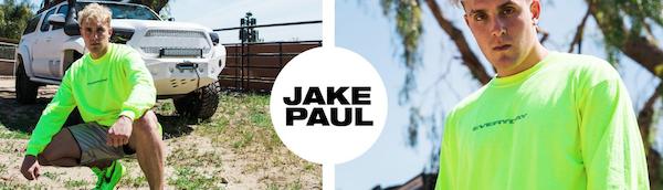 Jake Paul Merch