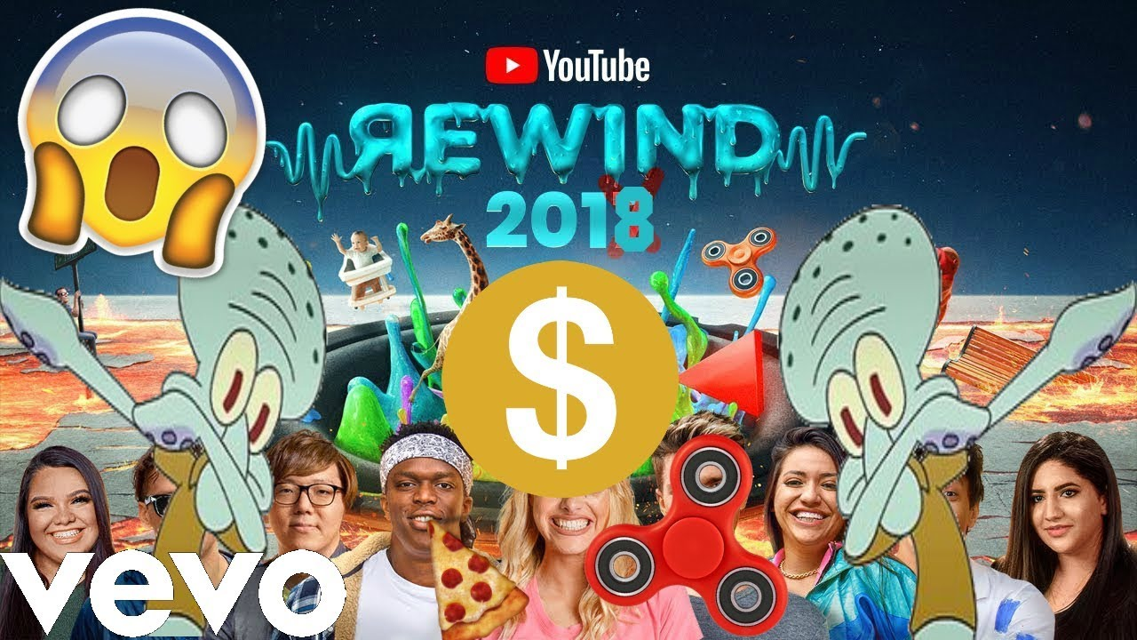 "This Infographic Shows Why YouTube's ""2018 Rewind"" Is The Most Disliked Video On The Platform!"