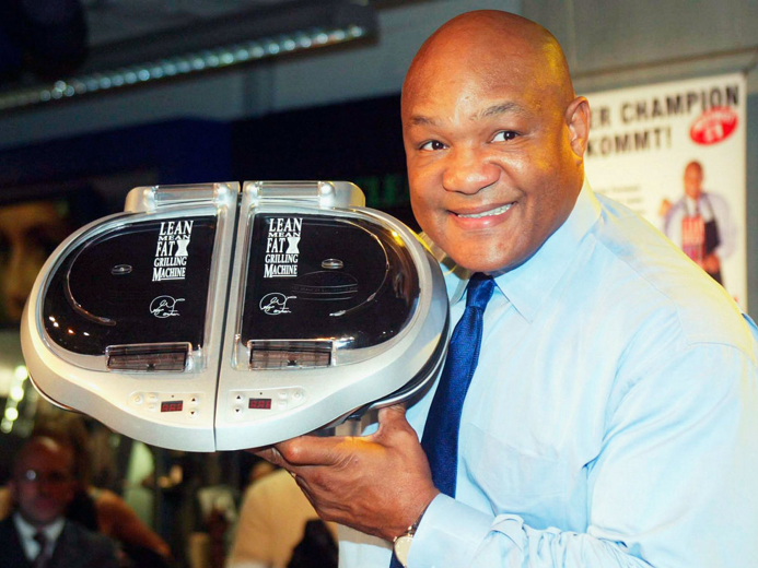 The Grill Company is entirely depend on celebrity influencer George Foreman.
