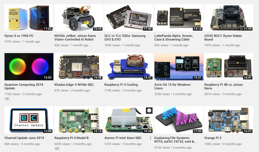 ExplainingComputers shares all content about computing.