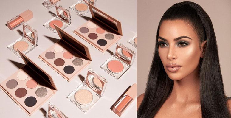 Kim Kardashian named her beauty brand KKW.