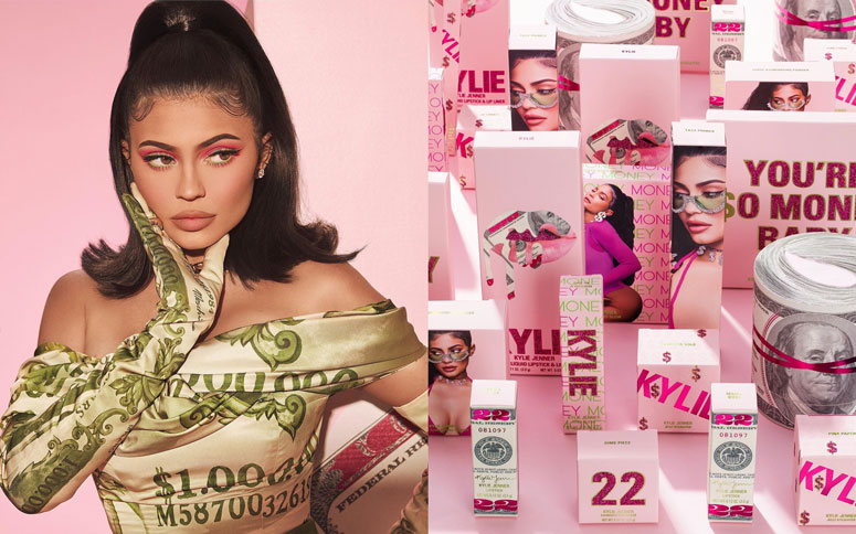 Kylie Cosmetics is another remarkable success for Kylie Jenner.