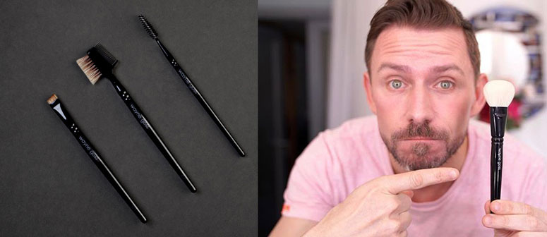 Famous makeup artist and influencer Wayne Goss started his own brand in 2013.